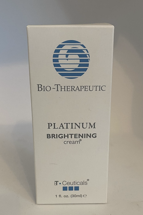 BT-Therapuetic: Platinum Brightening Cream