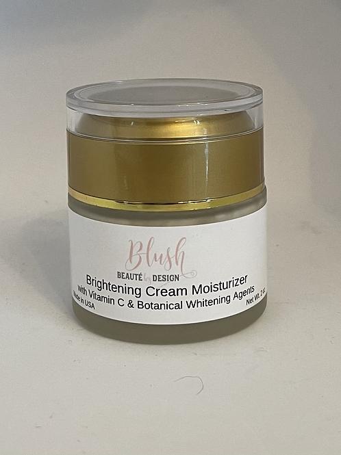 Brightening Cream Moisturizer (2oz)