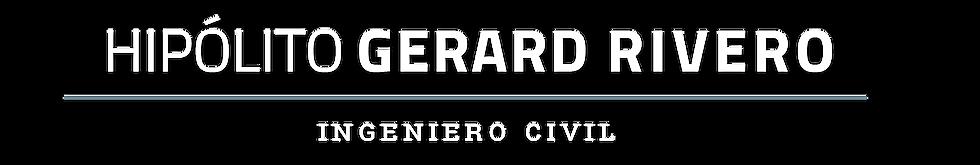 Hipólito Gerard Rivero