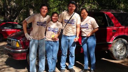 Campaña #yocuidoelagua