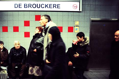 miguel moran -  Bruxelles
