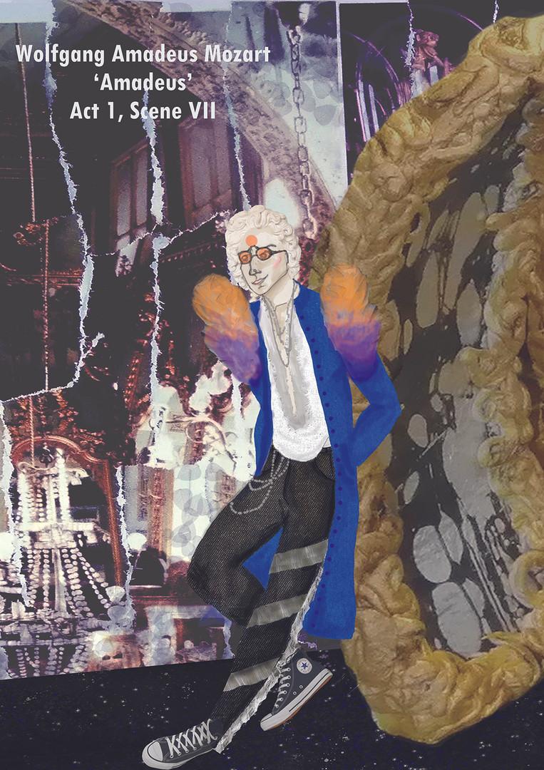 Mozart for 'Amadeus'