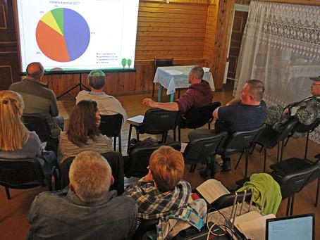 Совет директоров Ассоциации в Печоро-Илычском заповеднике