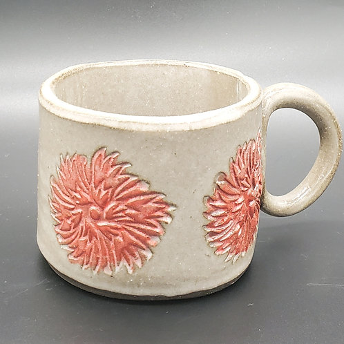 "Handmade Ceramic ""I speak for the trees"" Mug"