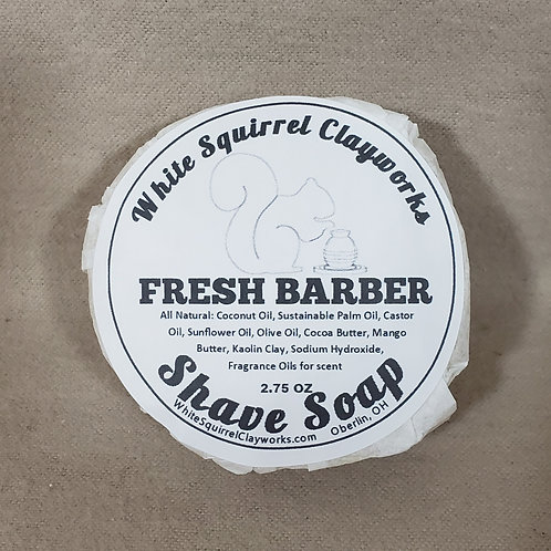 All Natural Handmade Scented Beard Soap - Assorted Scents - 2.75oz
