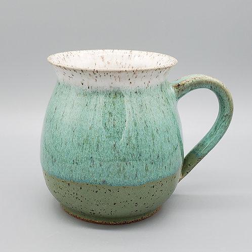 Pre-Order Handmade Turquoise Ceramic Mug