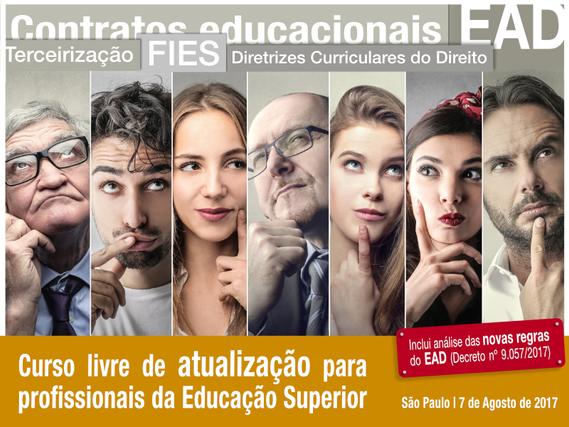 A Portaria Normativa 11/2017 e os polos de Educação a Distância (EAD)