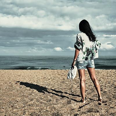 Valérie - Anglet Beach