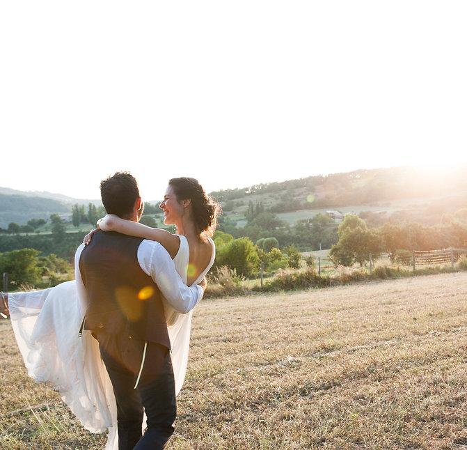 mariage intimiste gite drome