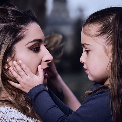 Mélanie & Nayla