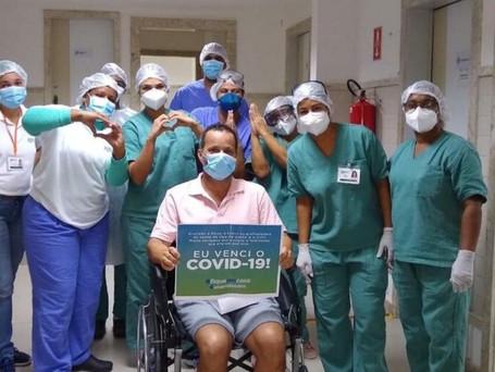 Brasil atinge a marca de 18,6 milhões de pessoas curadas da Covid-19Publicado 2 semanas atráse