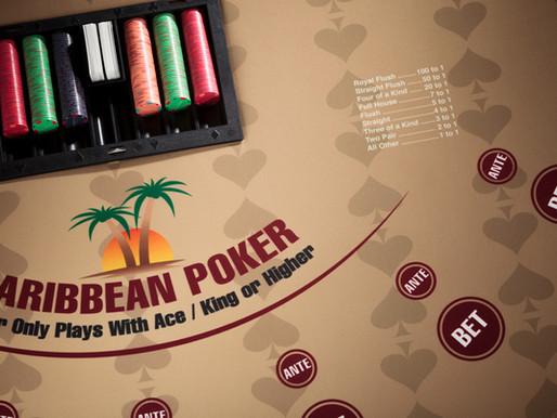 Regras do Poker Caribenho