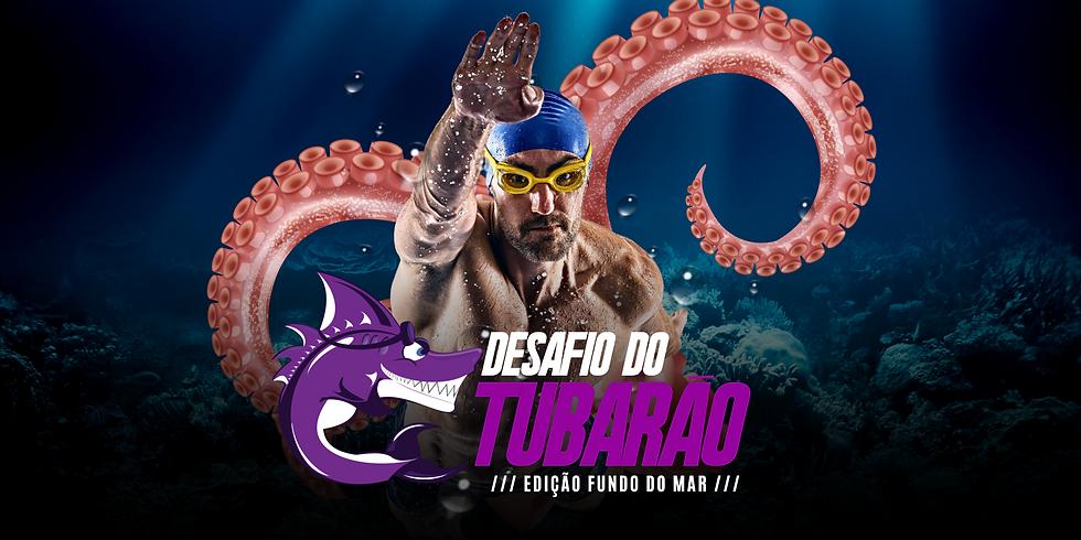DESAFIO DO  TUBARÃO - Ed Fundo do mar