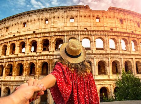 Intercâmbio na Itália!🇮🇹🍝🍕