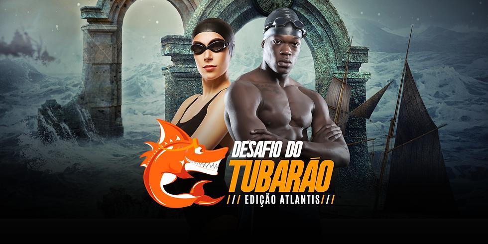 DESAFIO DO  TUBARÃO - Ed Atlantis