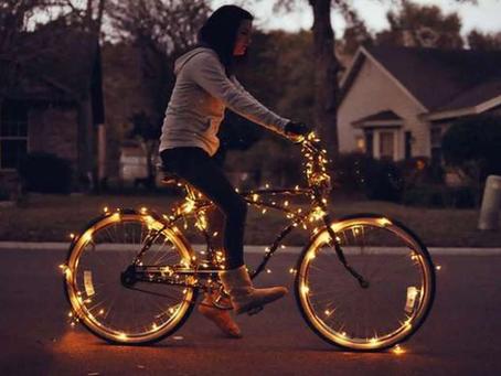 Como escolher a iluminação ideal para a bike?