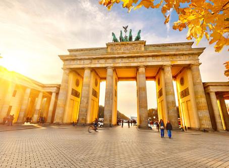 Estudar em Berlim!🐆🦒🐘