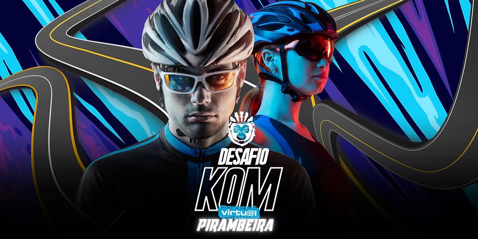 DESAFIO KOM VIRTUAL - Ed Pirambeira