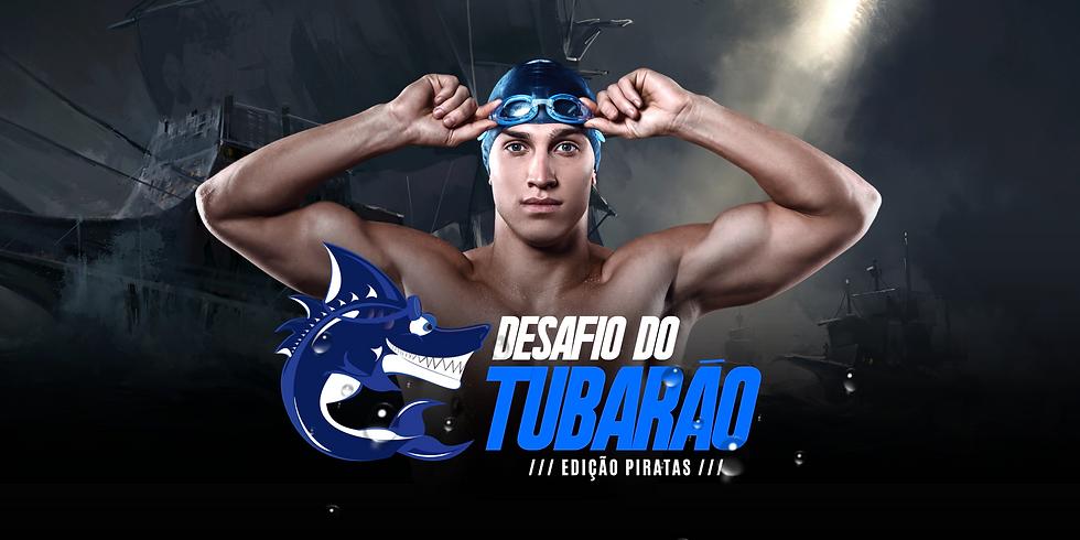 DESAFIO DO  TUBARÃO - Ed Piratas