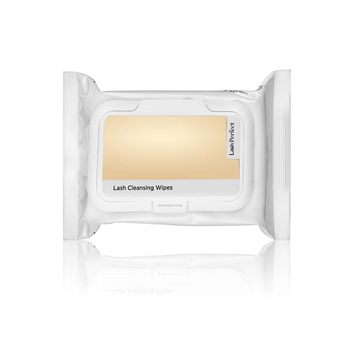 Lash Perfect Cleansing Wipes