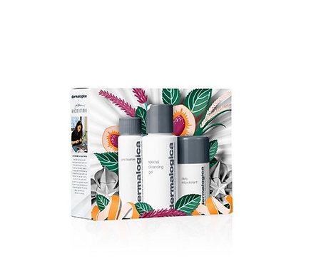 Dermalogica Cleanse + Glow To Go (Christmas Gift Set)