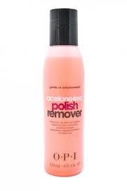 Acetone Free Nail Polish Remover