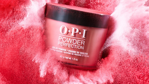 OPI Powder Perfection Leicester