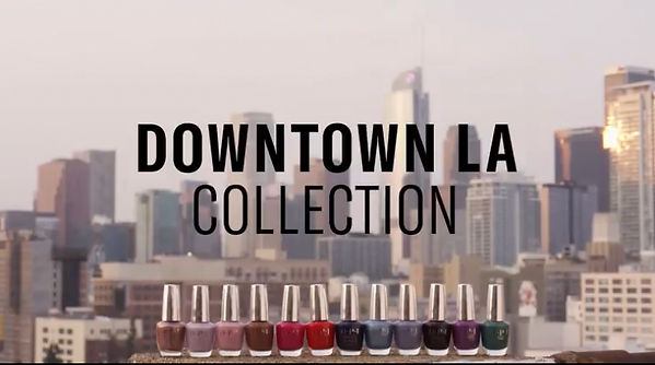 OPI Downtown LA Fall 2021 Leicester