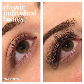 Lash Extensions Leicester