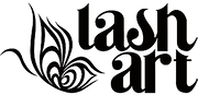 Lash Art Logo