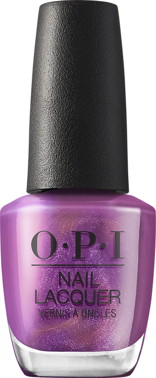 OPI My Color Wheel is Spinning Nail Lacquer