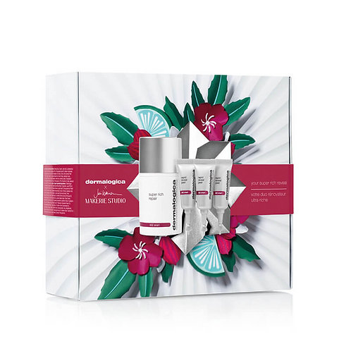 Dermalogica Your Super Rich Reveal (Christmas Gift Set)