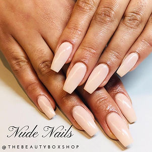 Acrylic Nails Leicester