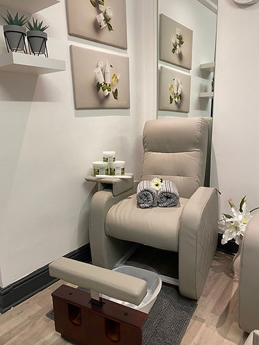 OPI Pedicures Leicester