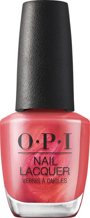 OPI Paint the Tinseltown Red Nail Lacquer