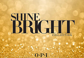 OPI Shine Bright Christmas Holiday Collection 2020