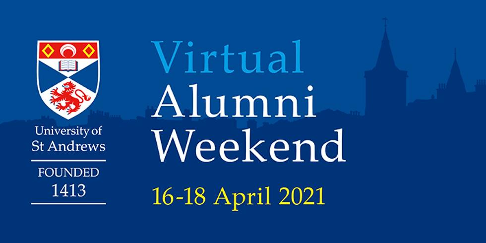 Virtual Alumni Weekend
