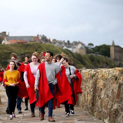 Pier Walk - University of St Andrews Alumni Club