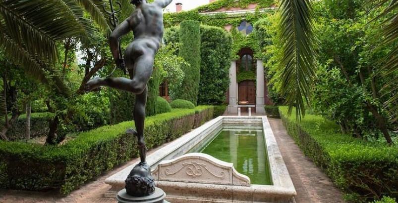 Invitación al Jardín de L'Albarda