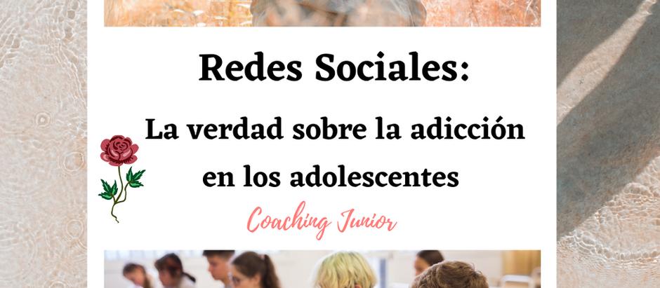 Cómo afectan las Redes Sociales a los adolescentes.