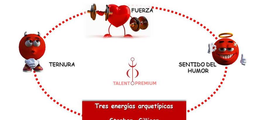 👀 Las tres energías arquetípicas