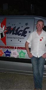 Mick Redfearn