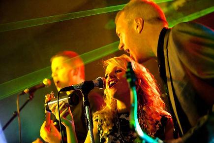 Chameleon Band - live 7 piece ban