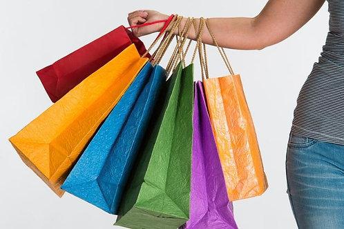 Mix de compra - JAQUELINE ROSSO