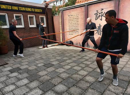 Ving Tsun Outdoor Training