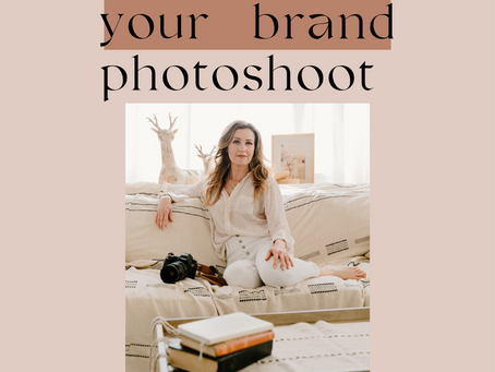 Your Personal Brand Photoshoot: How to Plan & Prepare