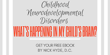 Childhood Developmental Disorders free eBook Inside Out Health Dr. Nick Hyde