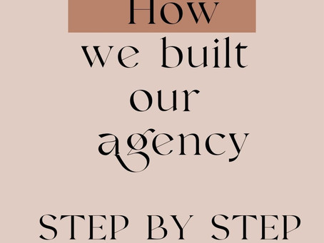 How We Created our Brand