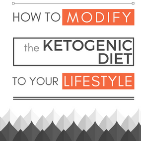 How to Modify the Ketogenic Diet to Your Lifestyle