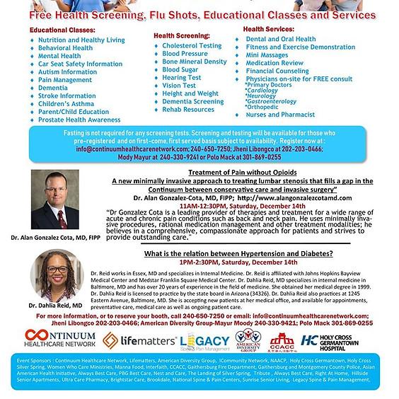 Community Health & Safety Fair